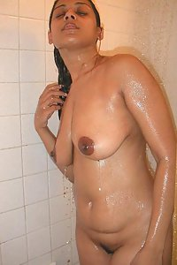 Hot juicy Indian girl posing on camera