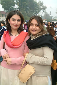 Juicy punjabi girls from lahore showing off