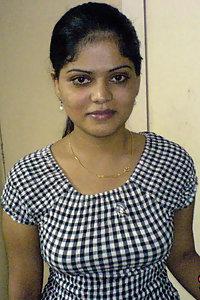 Indian Wife Neha in white lingerie exposing herself in bedroom