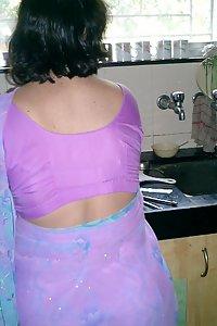 Indian Bhabhi Swallow Husband Cumshot During Sex