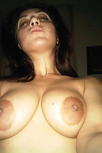 drunk Indian girl showing herself off