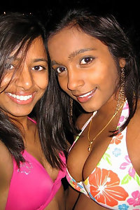naughty Indian girls playing with each other