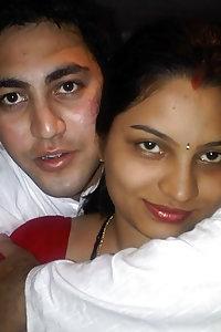 Porn Pics Indian Sexy Couple Leaked Honeymoon Pics