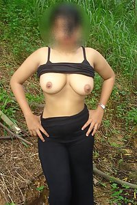 Porn Pics Big Boob Tabassom Stripped Nude At Riverside