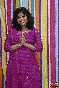 Indian Babe Rupali gaon ki gudia in hot blue outfits