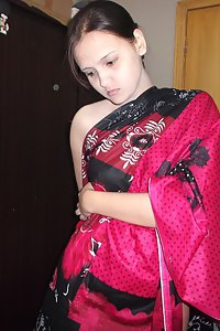 Sonia Indian Wife Naked In Bed With Husband