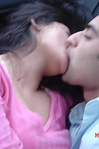 Porn Pics Sexy Indian Couple Naked On Their Honeymoon